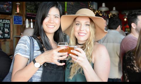 San Diego Social Leagues Miramar Brewery Tour