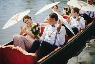 Wedding Punt Cruise