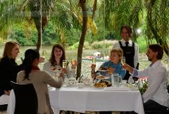 Voucher - High Tea and Boat Tour