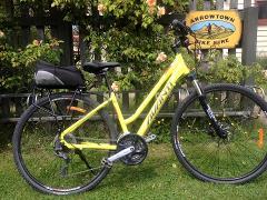 Comfort Bike Hire