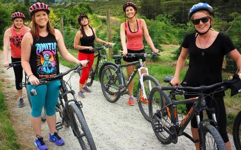 Multi Day Bike Hire