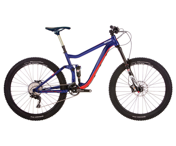 Dual Suspension (Full Day)  MTB Rental