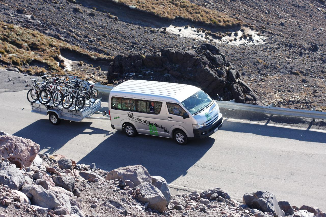 Ohakune Mountain Road Shuttle