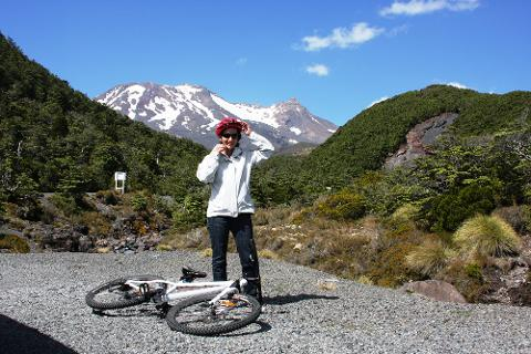 Ohakune Mountain Road Package (Mountain bike rental & Shuttle)