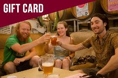 Bikes 'n' Brews Craft Beer Tour - Gift Card