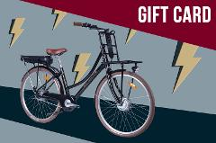 Electric Bike Rental (1 Day) - Gift Card