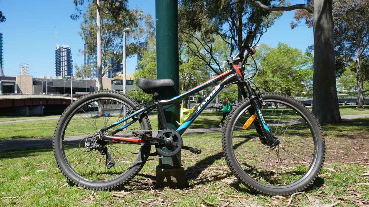 Kids Bike Rental (6-13y/o)