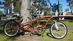 Tandem Bike (1 Day) - Gift Card