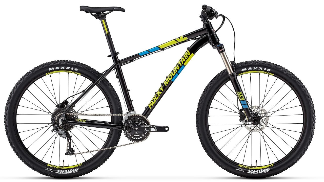 Rocky Mountain Soul, Mountain bike