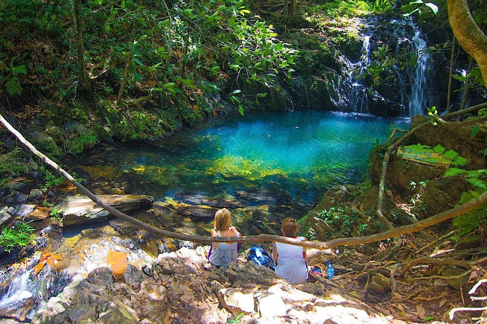 WATERFALL EXPEDITION - FULL DAY