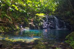 BOCAWINA PACKAGE – (Zip Line and Bocawina Waterfall Rappel, lunch included) - 1/2 DAY