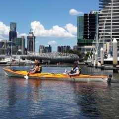 City Sights Kayak Tour