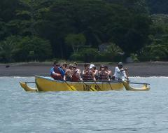 Outrigger Canoe and Snorkel*