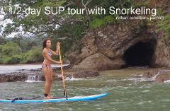 Stand Up Paddle (SUP) tour with snorkeling*