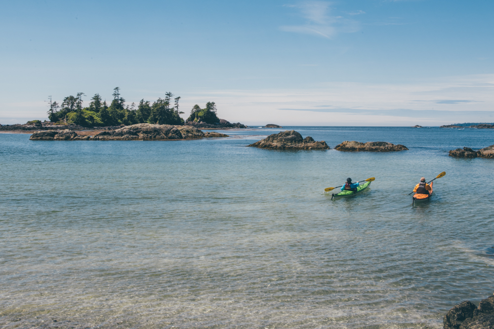 Clayoquot Sound, 6 Day Kayaking & Camping