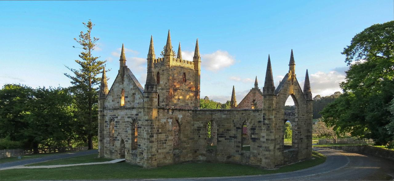 Port Arthur - History, Nature and Food