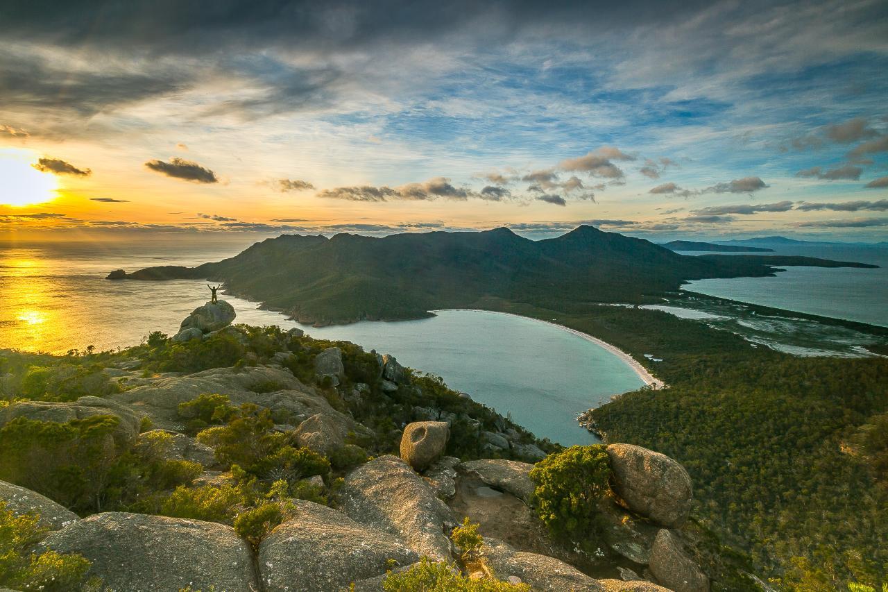 UTASLife  - Over night East Coast of Tasmania
