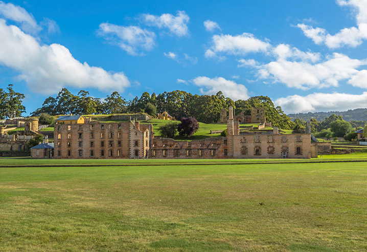 Uni Tour - Port Arthur