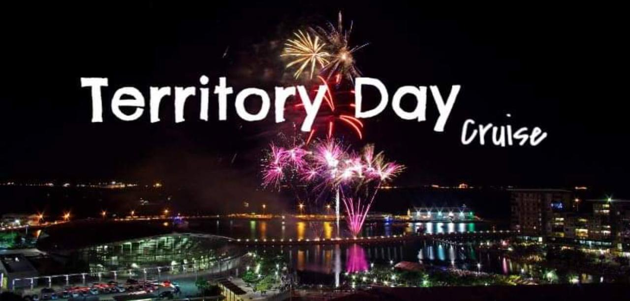 Territory Day watch the fireworks with a VIP view!