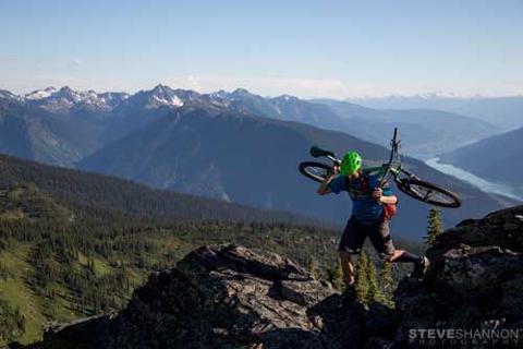Backcountry Hike-a-Bike Challenge Tour