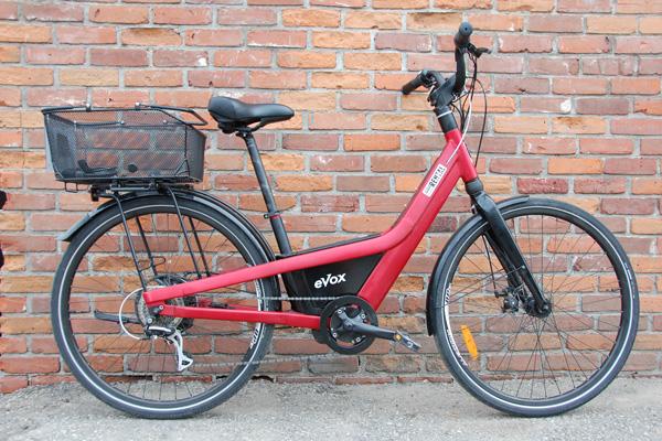 E-Bike Townie
