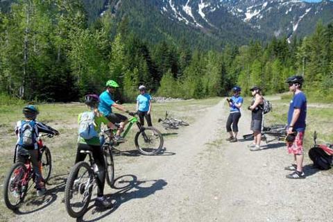 Intro to Singletrack Mountain Biking