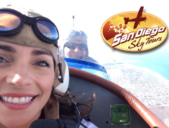 Biplane Bay and Beach Tour