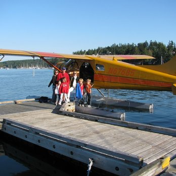 Friday Harbor Lunch Flight - CHARTER