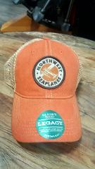 Northwest Seaplanes Hat Orange