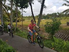 Ubud Electric Bamboo Bike Adventure