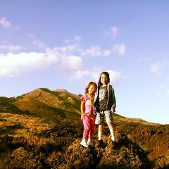 Mount Batur Live Crater Morning Walk