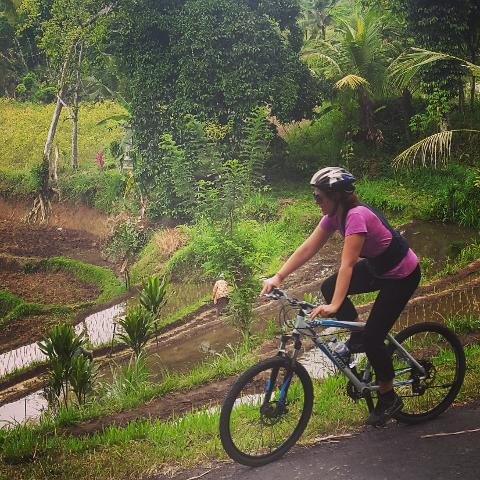 East Bali Cycling & Trekking Adventure