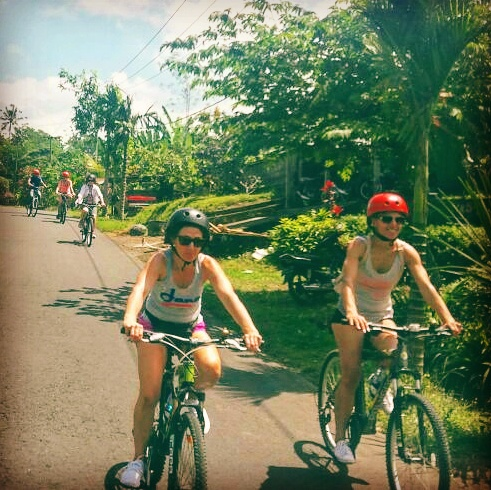Ubud Eco Culture Half Day Cycling Tour