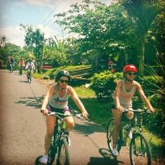 Ubud Free and Easy Cycling, Fun for all the Family