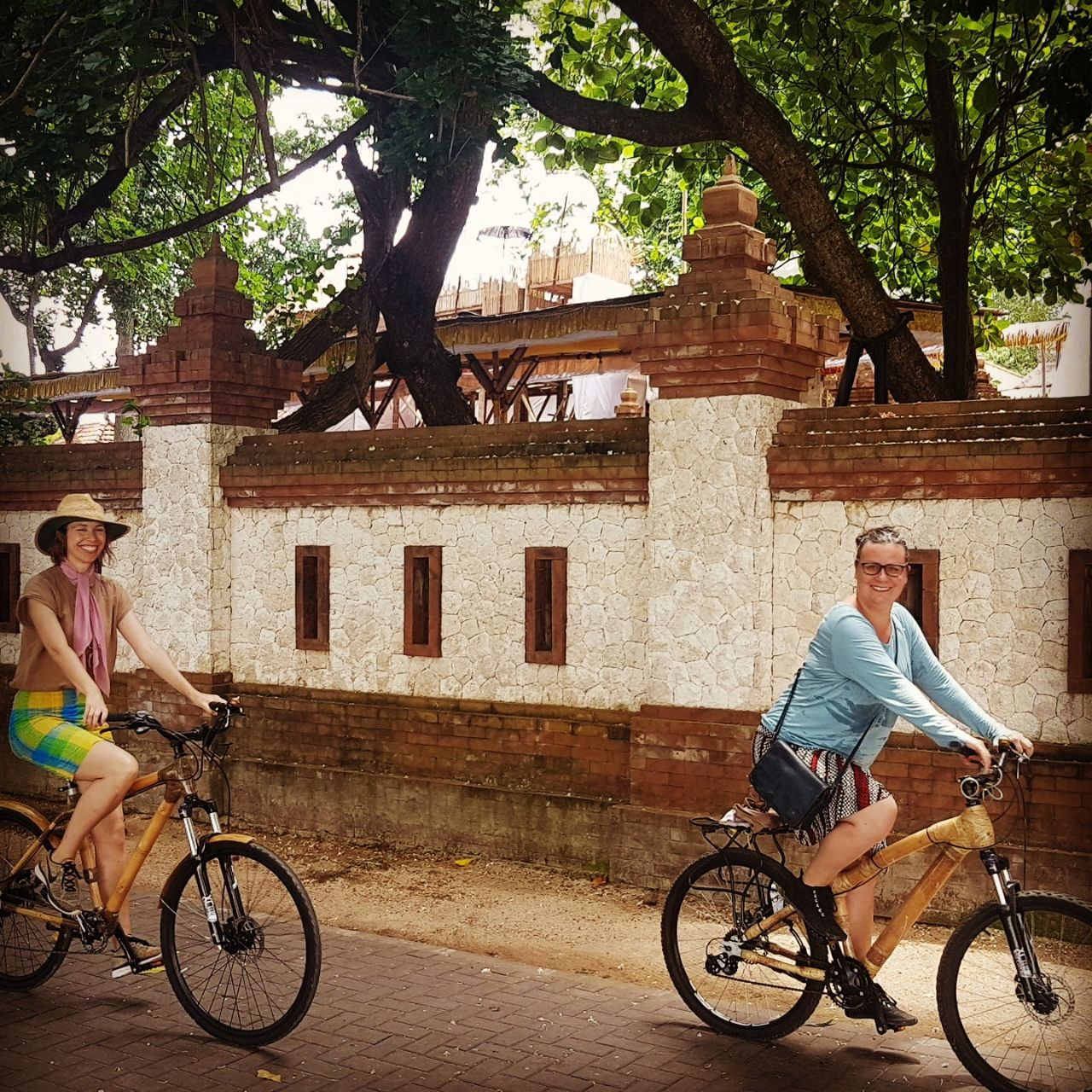 Sanur Magical History Cycling Tour