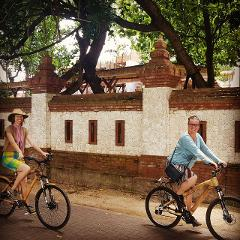 Sanur Eco Cycling: Magical History Tour