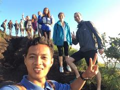 Mt. Batur Sunrise After Dawn - Down to Earth Option