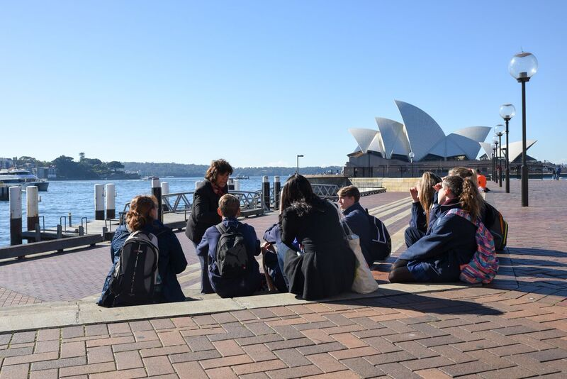 illi-Langi The Rocks Aboriginal Dreaming Tour - Australian Primary & Secondary School Groups