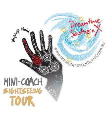 Aboriginal Welcome to Country - mini coach sightseeing tour