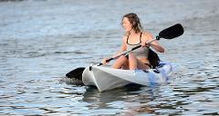Guided Kayak Tour (Meal inc)