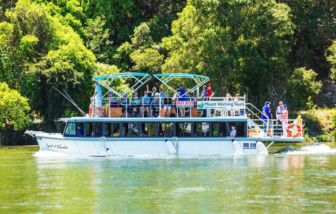 Two Hour Seafood Rainforest Cruise (Meal inc)