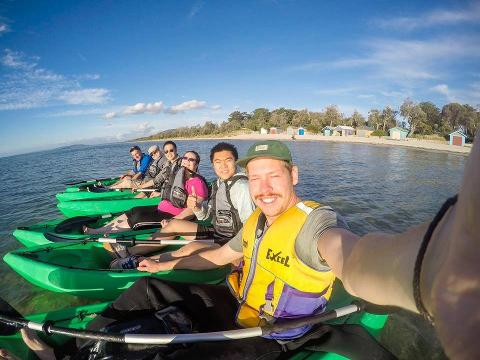 Guided Kayak Tour (Capel Sound, Rosebud West)