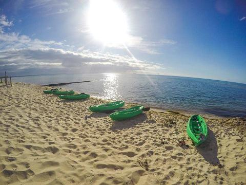 DISCONTINUED-Kayak Rental - Single Person Sit On top Kayak