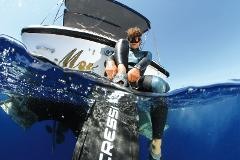 Spearfishing & Freediving boat dive