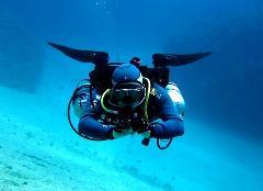 SDI Open Water Sidemount Diver Course