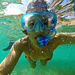 Self Guided Snorkel Tour (Choose from Rye or Flinders Pier)