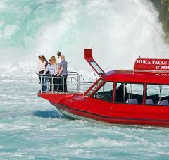 Combo- Rapids Jet + Hukafalls River Cruise