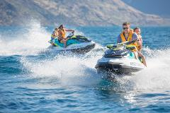 EARLYBIRD SPECIAL - ONE HOUR GUIDED JET SKI TOUR