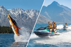 HYDRO ATTACK SHARK & JET SKI TOUR COMBO