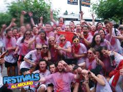 Running Of The Bulls  Premium Experience Camping  *4 Day*